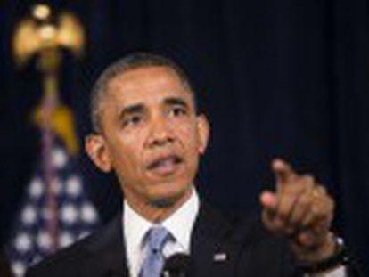 """""""No se puede tener un 100% de seguridad y un 100% de privacidad"""", afirma el presidente"""