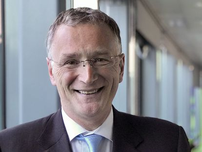 Mauro Ferrari, presidente hasta este martes del Consejo Europeo de Investigación.