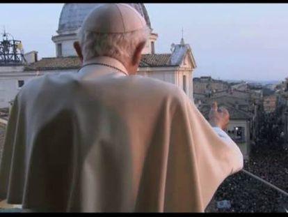Benedicto XVI promete obedecer al papa