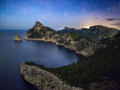 Cabo de Formentor, en Mallorca.