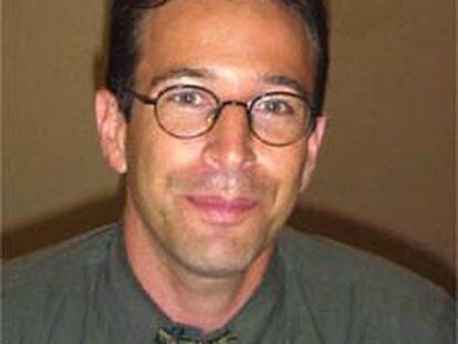 El reportero Daniel Pearl, en una imagen de archivo