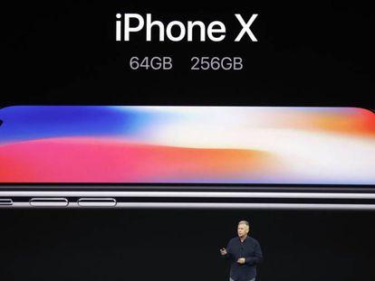 Presentación del iPhone X, 8 y 8Plus