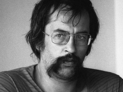 El poeta brasileño Paulo Leminski.