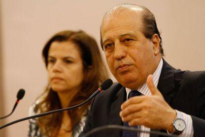 Augusto Nardes, en diciembre de 2013.