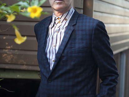 El músico Robert Forster, fotografiado en Caloundra (Australia) en septiembre de 2018.