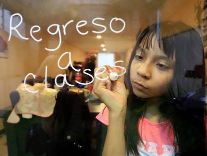 Las escuelas privadas de México anuncian el regreso a clases presenciales