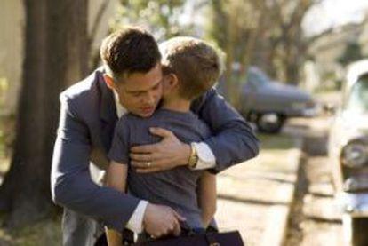 Brad Pitt en una escena de 'El árbol de la vida'