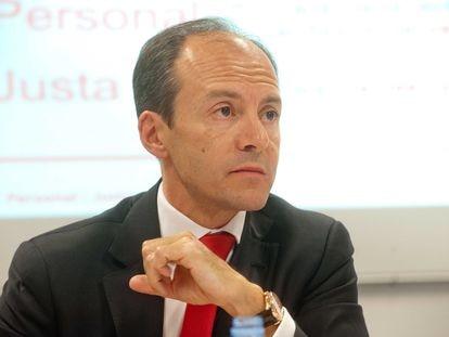 Rami Aboukhair, consejero delegado de Banco Santander en España.