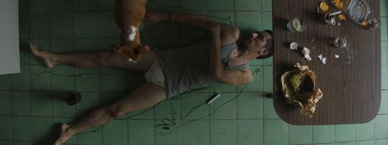 Still from 'A police movie'.