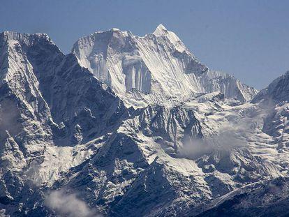 Rolwaling Himal.