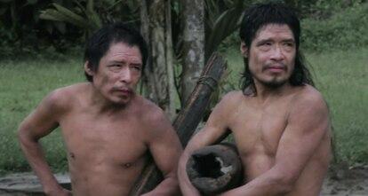 Baita y Tamandua, dos hombres piripkuras que se encuentran entre los últimos supervivientes de su pueblo. Su territorio cuenta con una Ordenanza de Protección Territorial, pero corre un riesgo inminente de ser completamente destruido por madereros y acaparadores de tierras.