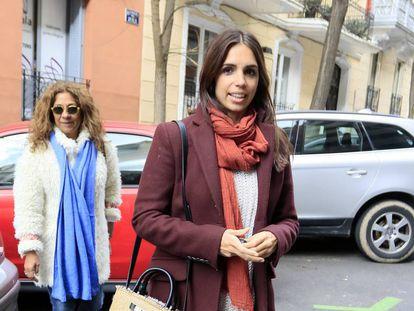 Lolita Flores y Elena Furiase.