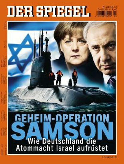 Portada del último número de 'Der Spiegel'.