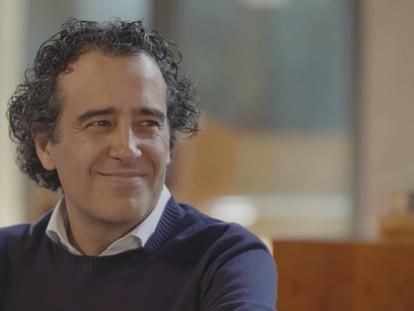 Jordi Mussons, director de la escuela Sadako de Barcelona.
