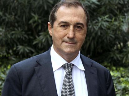 Eladio Jareño, ex jefe de prensa de Alicia Sánchez-Camacho, candidato a dirigir TVE