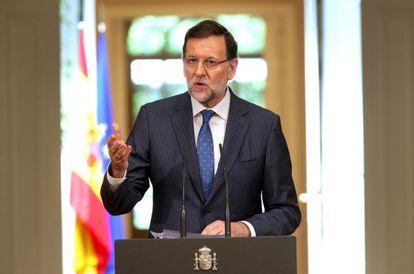 Rajoy acude el viernes ante los periodistas para hacer balance.