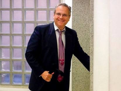 El socialista Antonio Miguel Carmona, nuevo vicepresidente de Iberdrola España.