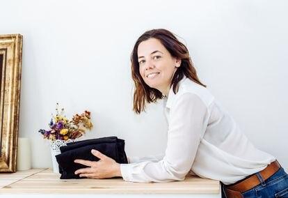 Alicia Iglesias, fundadora de Orden y limpieza en casa