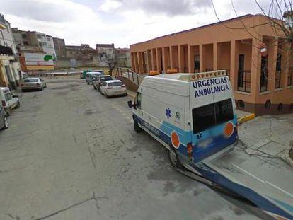Centro de salud de Pozo Alcón (Jaén).