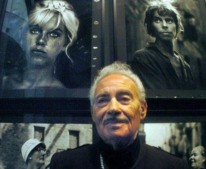 Eugeni Forcano, ganador del Premio Nacional de Fotografía.