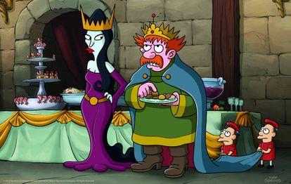 Imagen del séptimo episodio de '(Des)encanto'