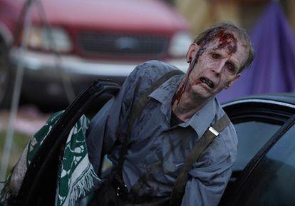 Escena de la serie  'The Walking Dead'