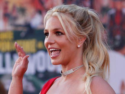 Britney Spears, fotografiada en Los Ángeles, en 2019.