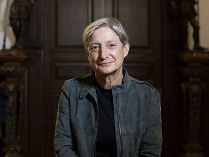 La filósofa estadounidense Judith Butler, en Guadalajara (México).