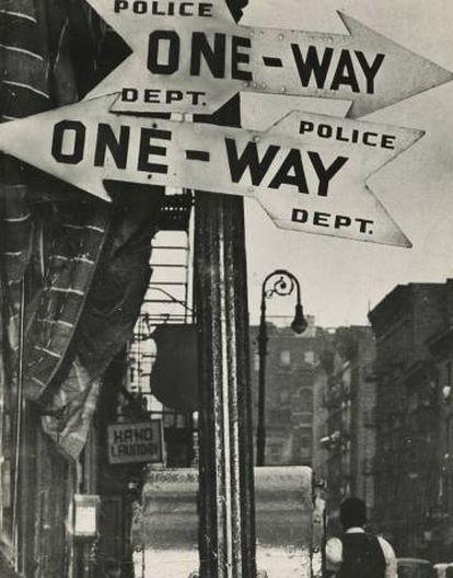 Rivington y Attorney Street, Lower East Side, c.1940s
