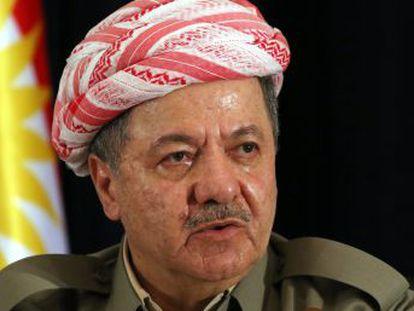 """Barzani pretende negociar la desconexión con Bagdad """"en un plazo de uno o dos años"""""""