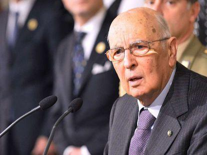 Napolitano encarga a Bersani la formación de Gobierno en Italia