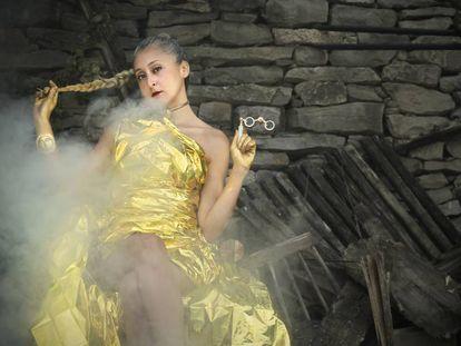 Imagen promocional de 'Kourtney Kardashian, la ópera'.