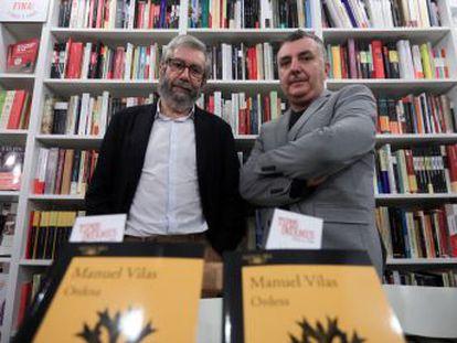 Manuel Vilas se despoja del pudor para contar su vida en  Ordesa , un libro generacional que Muñoz Molina destaca por su precisión y verdad