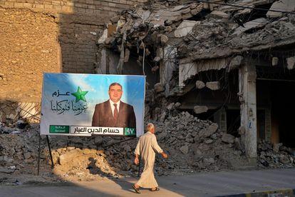 Irak: Participación en elecciones parlamentarias fue la más bajas de varios años