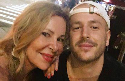 Ana Obregón y su hijo Álex Lequio, en septiembre de 2019.