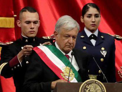 La combinación de una personalidad absolutista y pragmática ha marcado la carrera política del nuevo presidente de México y ha aflorado en los cinco meses de transición