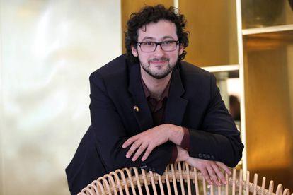 Seth Benzell, investigador de la iniciativa sobre Economía Digital del MIT.