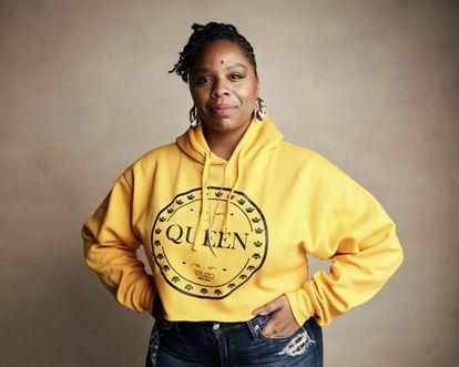 Patrisse Cullors, fundadora de Black Lives Matter, en una fotografía de enero de 2019.