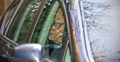 Gerardo Díaz Ferrán el 3 de diciembre, cuando fue detenido.