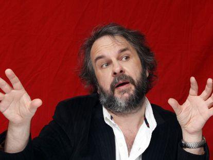 El director neozelandés Peter Jackson.