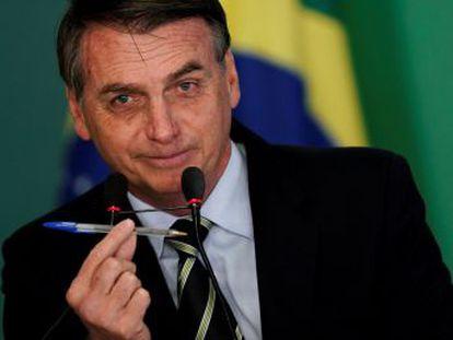 Los brasileños podrán comprar hasta cuatro pistolas sin tener que justificar, como hasta ahora, por qué las necesitan