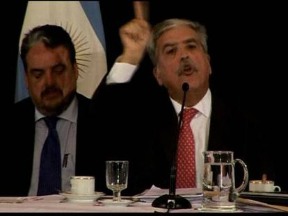 Argentina advierte de que no pagará por YPF el precio que pide Repsol