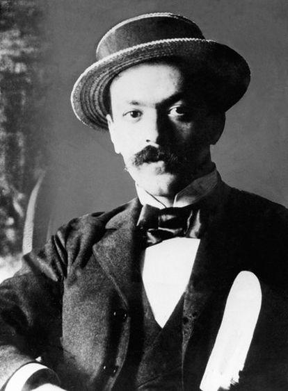 Italo Svevo (1861-1928).