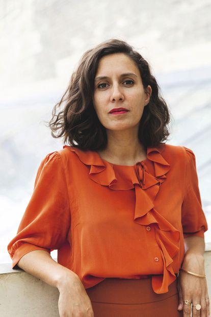 La arquitecta Mariana Pestana, ahora comisaria de la Bienal de Diseño de Estambul.