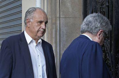 Rafael Blasco, exconsejero de la Generalitat valenciana.