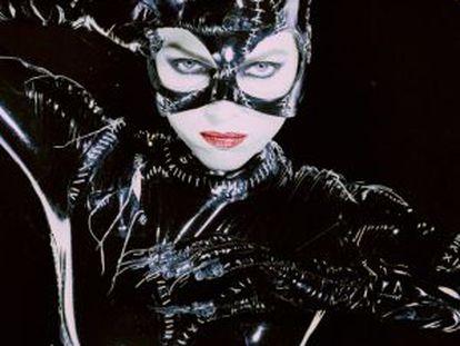 Michelle Pfeiffer como Catwoman.