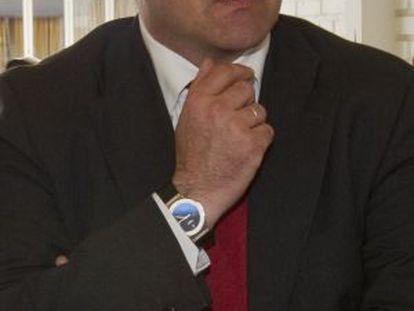 Javier Carnero.