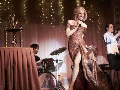 Cate Blanchett en un instante de 'Stateless'
