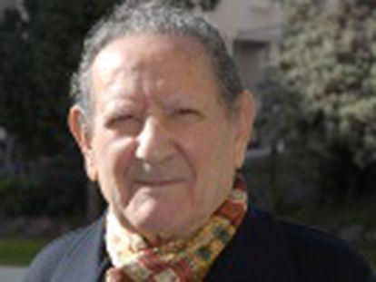 Francisco Rocasolano ingresó el pasado sábado en el Hospital Clínico Universitario de Salamanca, donde ha fallecido