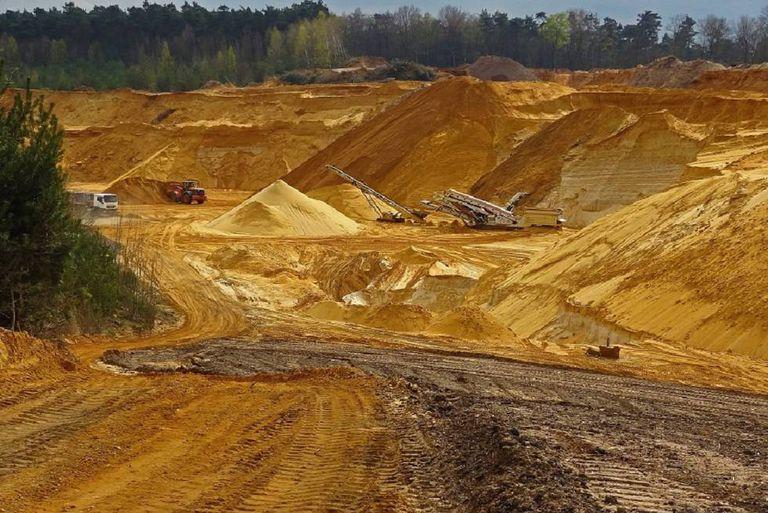 El Arco minero del Orinoco, el megaproyecto de explotación minera de Venezuela.